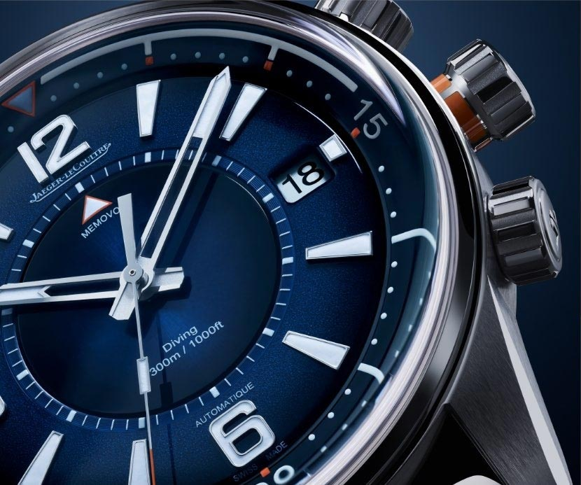 Jaeger‑lecoultre Polaris Mariner photo