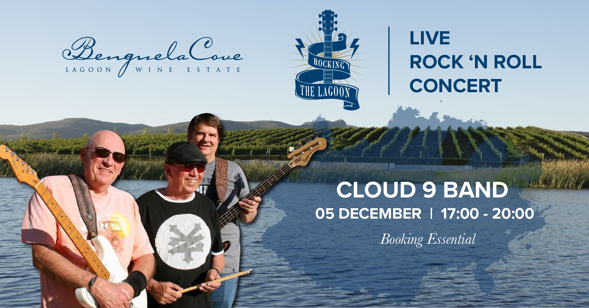 Rocking The Lagoon With Cloud 9 photo
