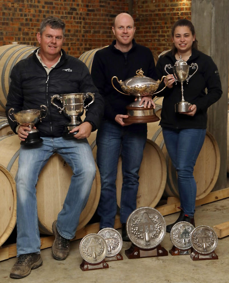 Benguela Cove Estate wins Four Gold Medals at South Africa National Young Wine Show photo