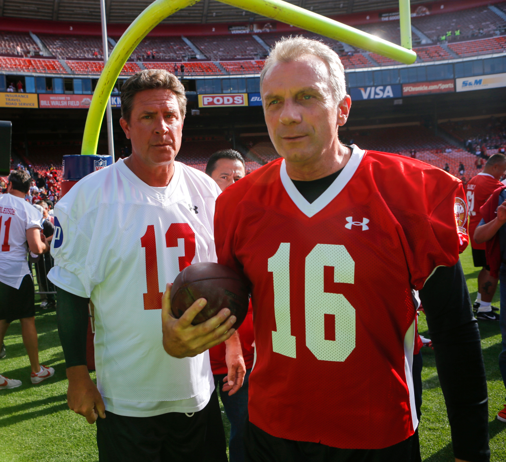 49ers Fans Can Get A Free Soda With Win Over Dolphins, Courtesy Of Joe Montana photo