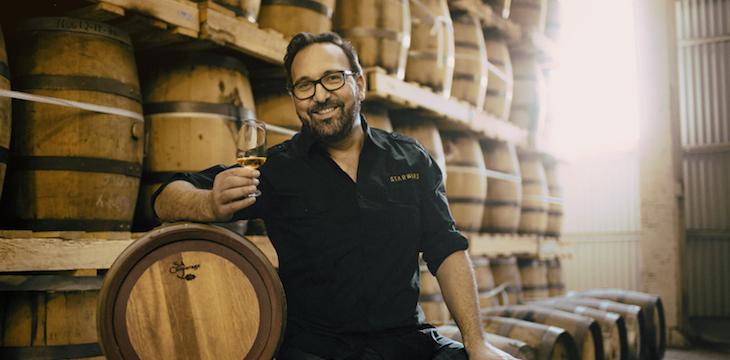Daniel Andrews Puts Spotlight On Melbourne's Starward Whiskey photo