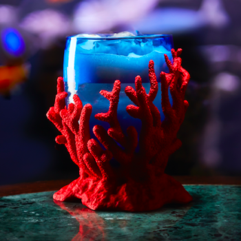 Sexy Fish Launches Surrealism-inspired Cocktail Menu photo