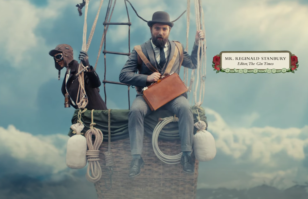 Hendrick's Gin Releases Cinematic Distillery Tour That Combines The Real & The Surreal photo