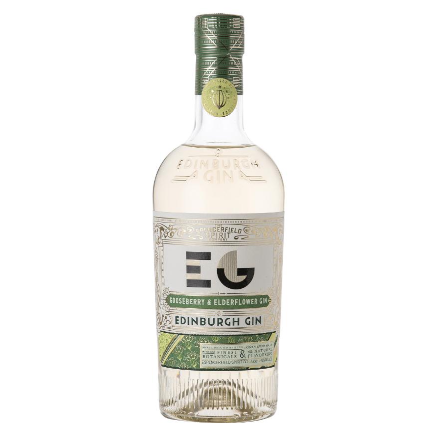 Ian Macleod Distillers Bolsters Edinburgh Gin Travel Retail Portfolio With Gooseberry & Elderflower Launch photo