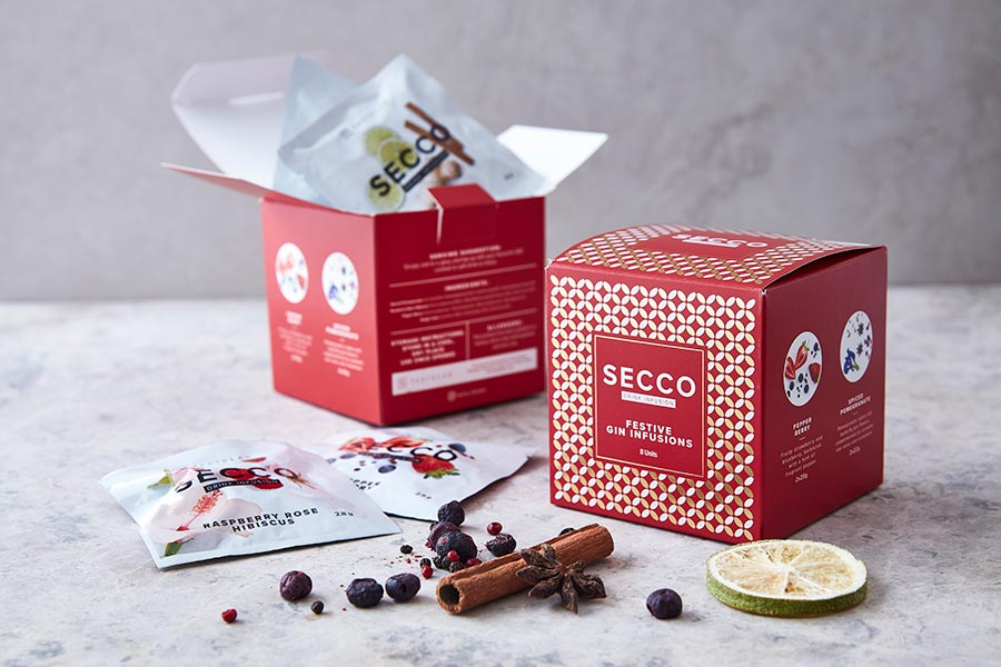 Limited Edition Festive Season Boxes From Secco! photo