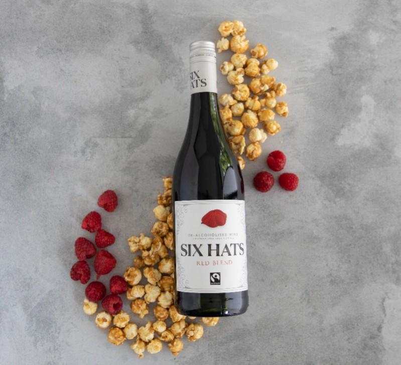 Piekenierskloof Wines Adds Two De-alcoholised Wines To Its Six Hats Range photo