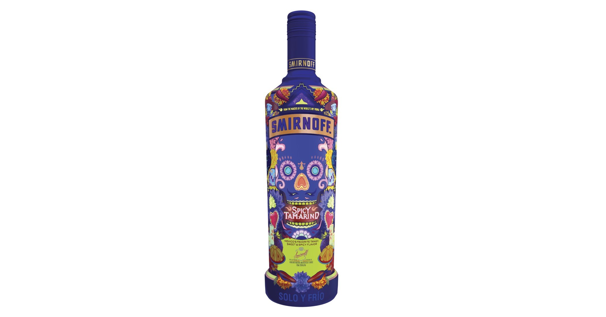 Proudly Sweet, Shamelessly Spicy! Smirnoff Is Delivering A Shot Of Authentic Flavor And Expanding Its Spicy Tamarind Offering To More Markets Across The U.s. photo