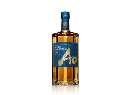 Beam Suntory Announces Launch Of First World-blended Whiskey In Travel Retail photo