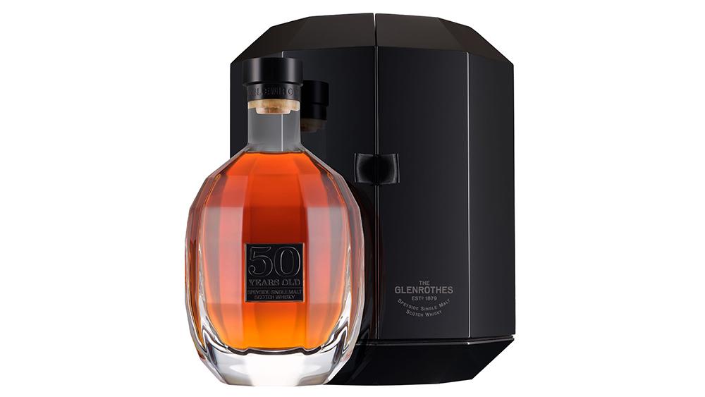 The Glenrothes' Oldest Single Malt Whisky Will Set You Back $35,000 A Bottle photo