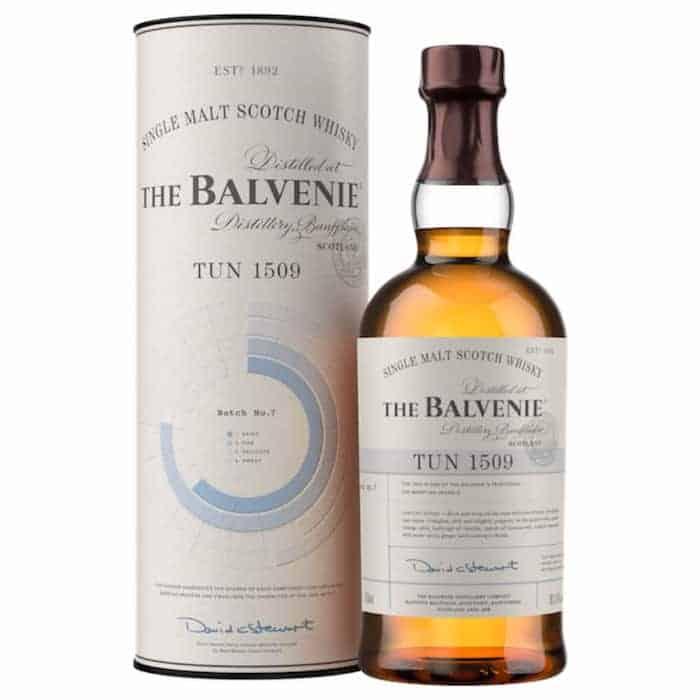 The Balvenie Tun 1509, Batch 7 Single Malt Whisky Hits Retail photo