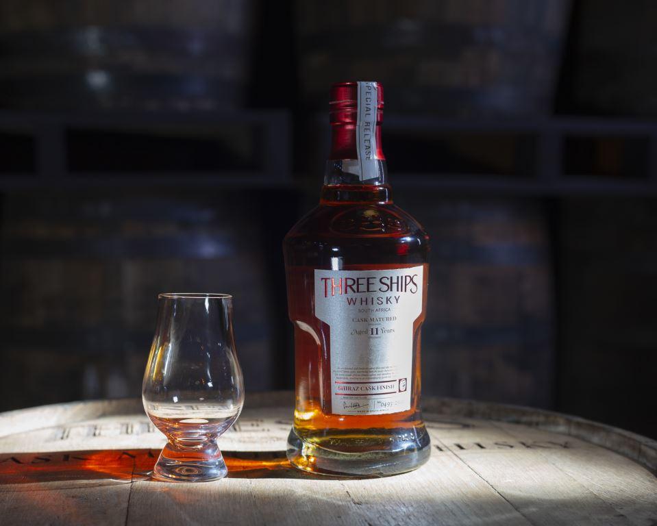Three Ships Whisky Launches Limited Edition Single Malt Shiraz Cask Finish photo