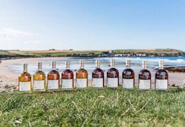 Coastal Casks Released To Celebrate Glenglassaugh Distillery's Reopening photo