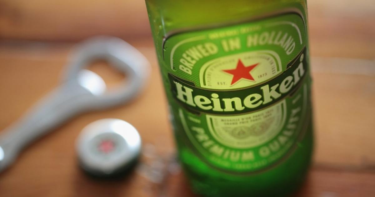 Heineken Profits Tumble On Virus Hit photo