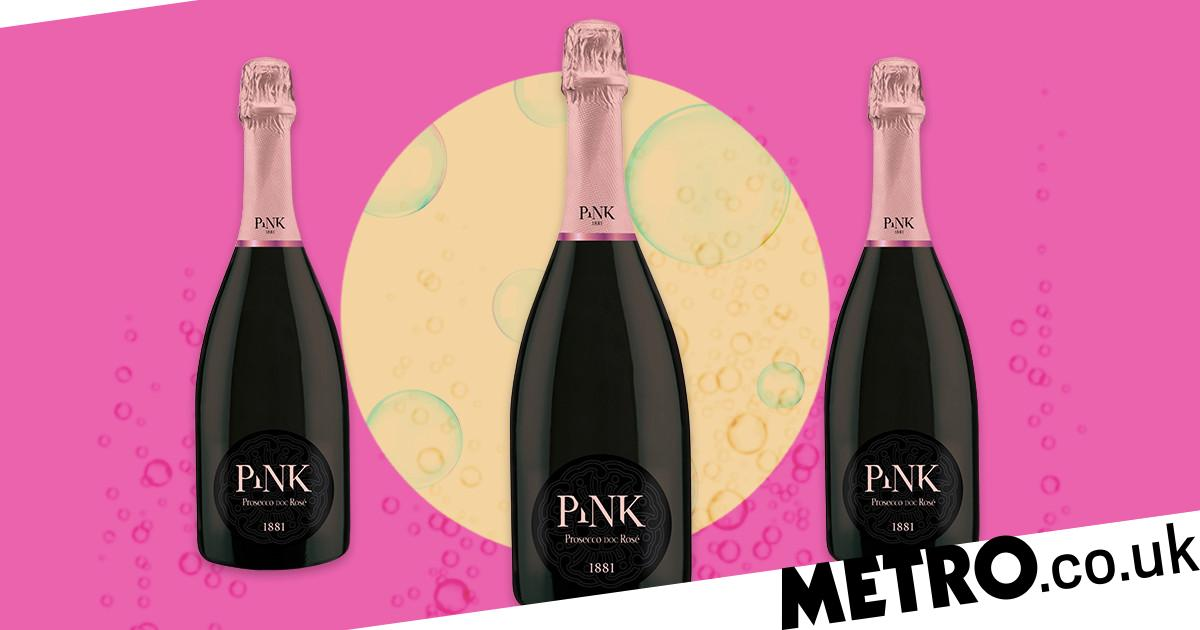 Win A Year's Supply Of Pink Prosecco And Get A Job As An Official Taster photo