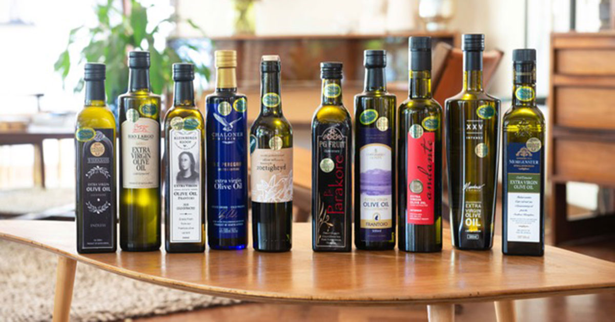 2020 Absa Top 10 Olive Oil Awards photo