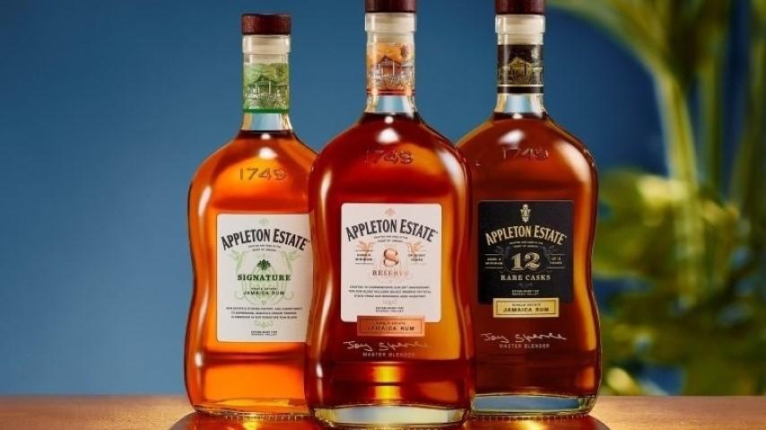 Tasting: Revamped Appleton Estate Rum Core Lineup (signature, 8 Year, 12 Year) photo