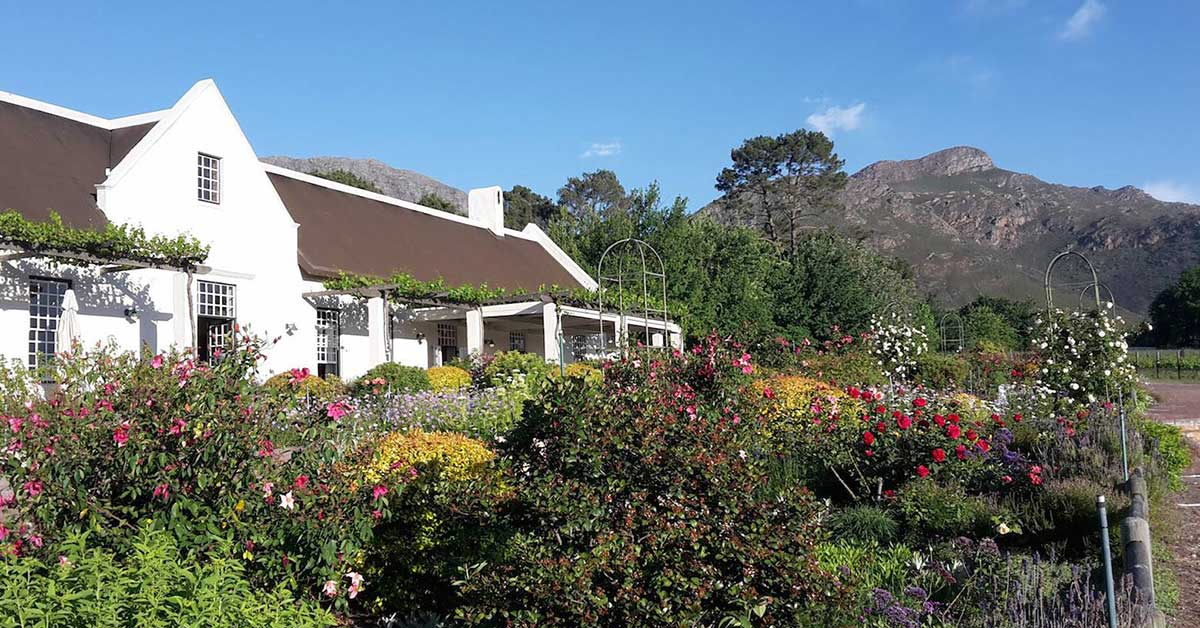 Avondale Wine Estate Opens Their Gardens In Aid Of Charity photo
