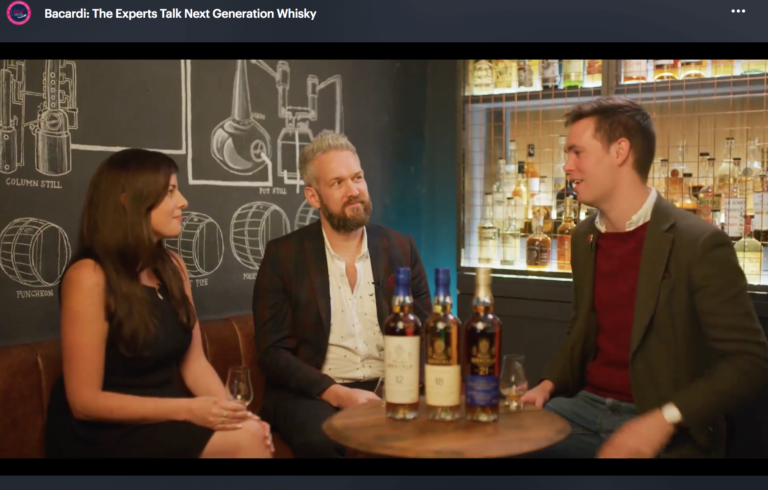 The Engagement Lounge Sessions: Talking Next Generation Whisky With Bacardi photo