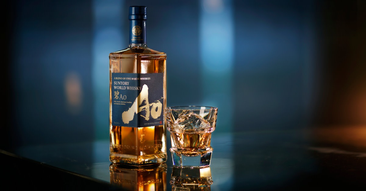 Beam Suntory Launches 'first World Blended Whisky' Aimed At Global Travelers photo