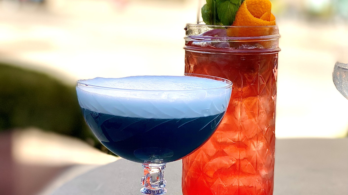 Bipartisan Drink Recipes To Help You Make It Through Election Day photo