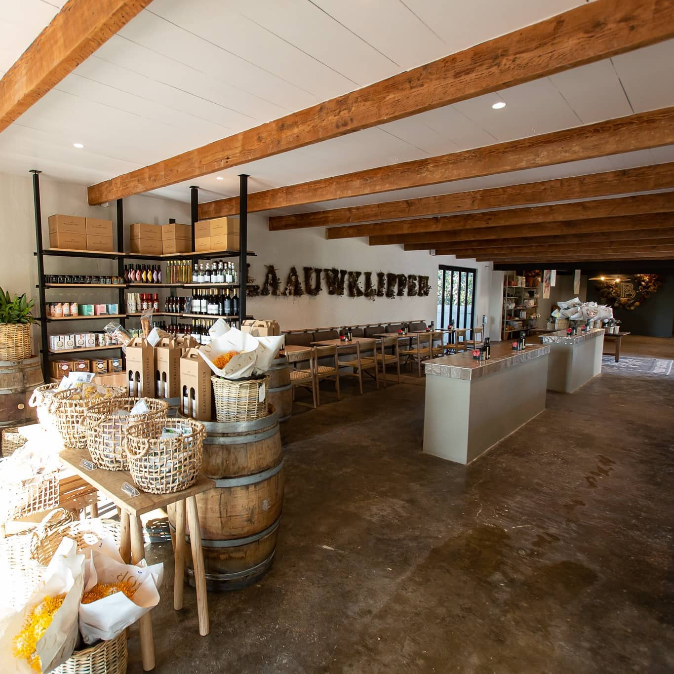 Blaauwklippen Opens The Doors Of Its New Farm Shop and Deli photo