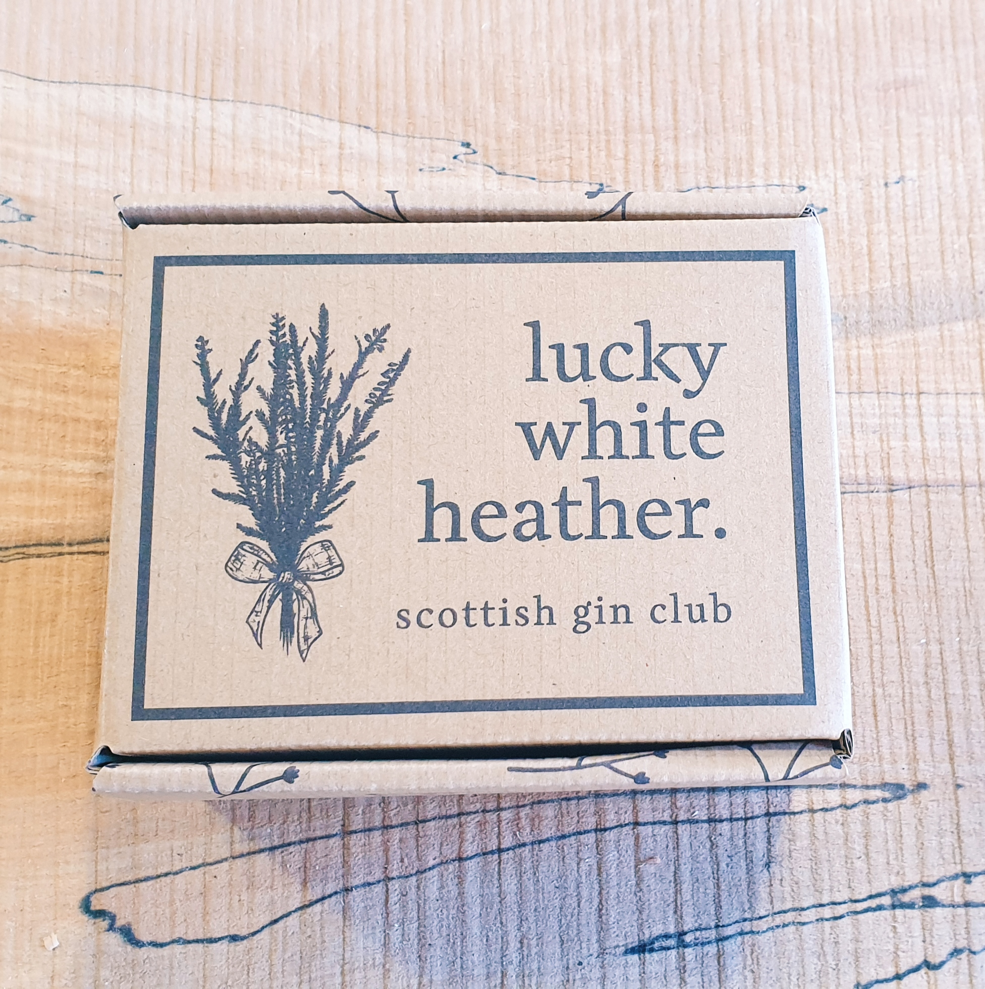 Join The Lucky White Heather Gin Club And Get Much More Than Gin photo