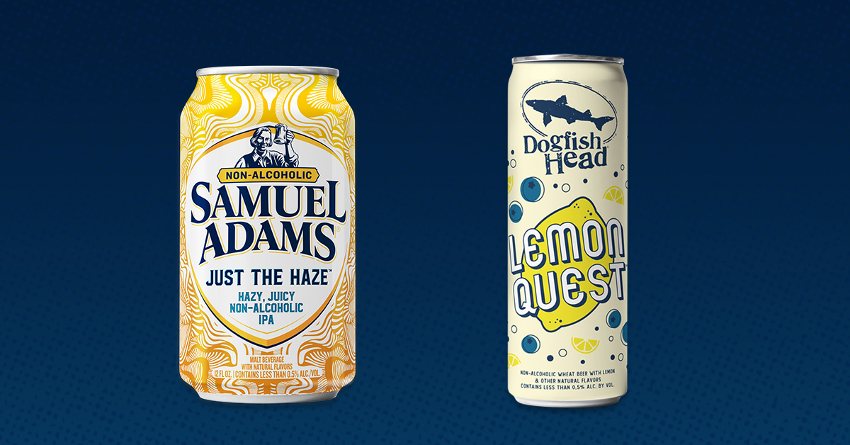 Boston Beer's Annual Brunch Focuses On Samuel Adams, Dogfish Head Non-alc Beers photo