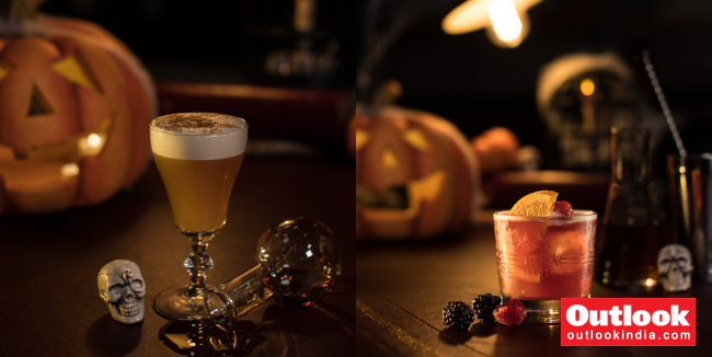 Spook Up Your Halloween Party With These Delicious Cocktail Recipes photo