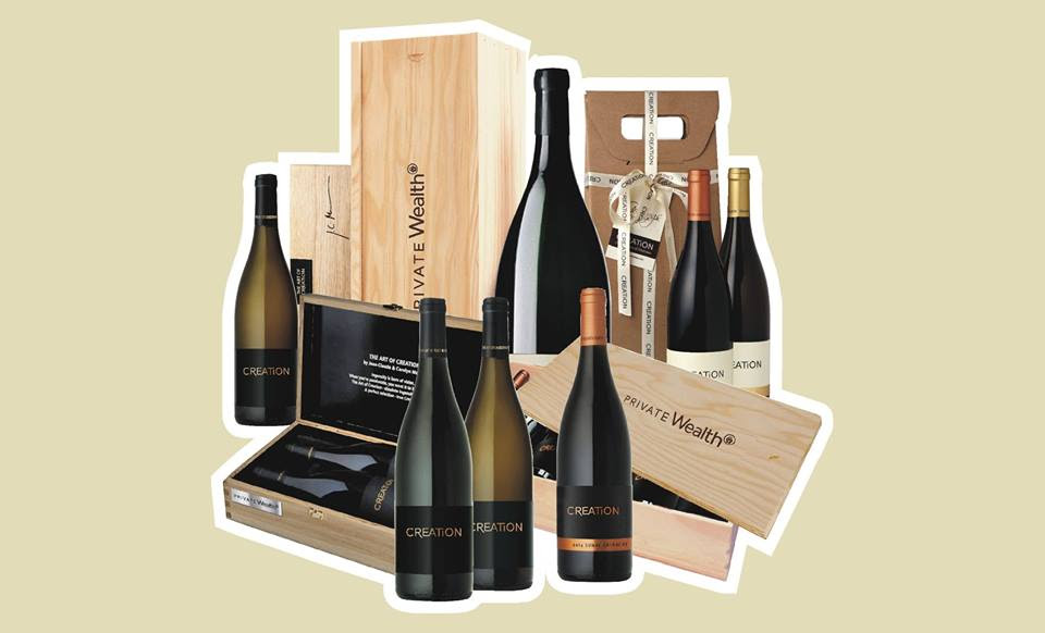 The Art Of Corporate Gifting With Creation Wines photo