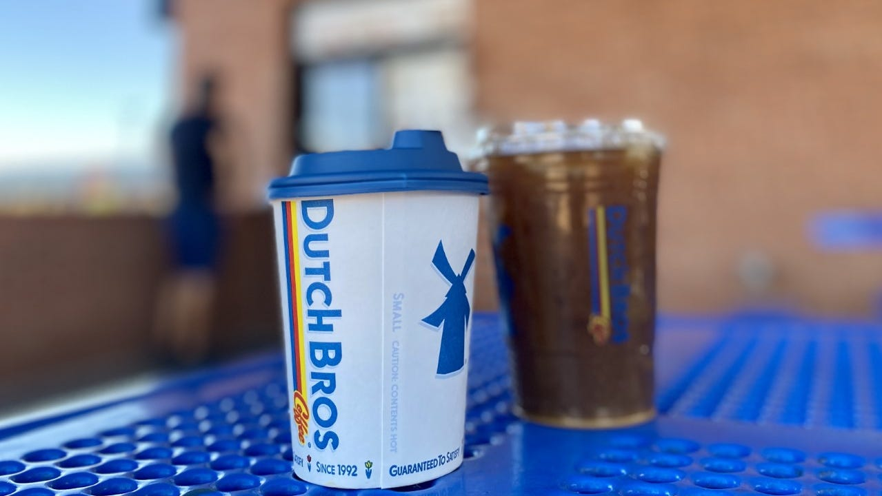We Ranked Starbucks, Dutch Bros And Dunkin's 6 Pumpkin Coffee Drinks From Worst To Best photo