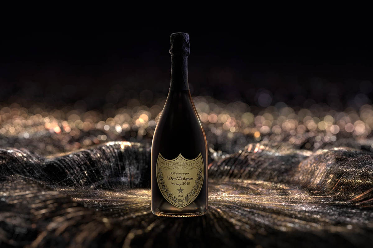 How Dom Perignon Salvaged A Terrible Harvest photo