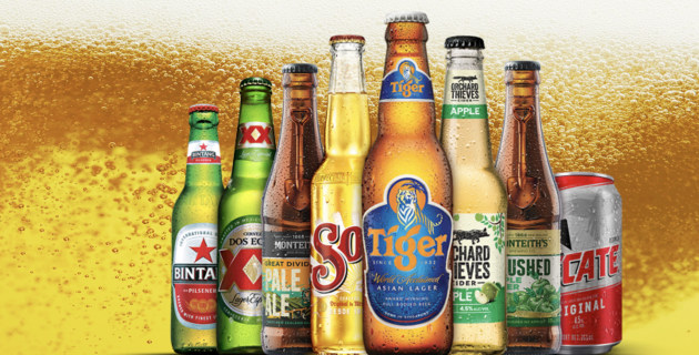 Heineken To Acquire Asahi Beverages' Brands photo