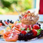 Wasabi Mayonnaise And Tuna Salad For A Hot Day photo