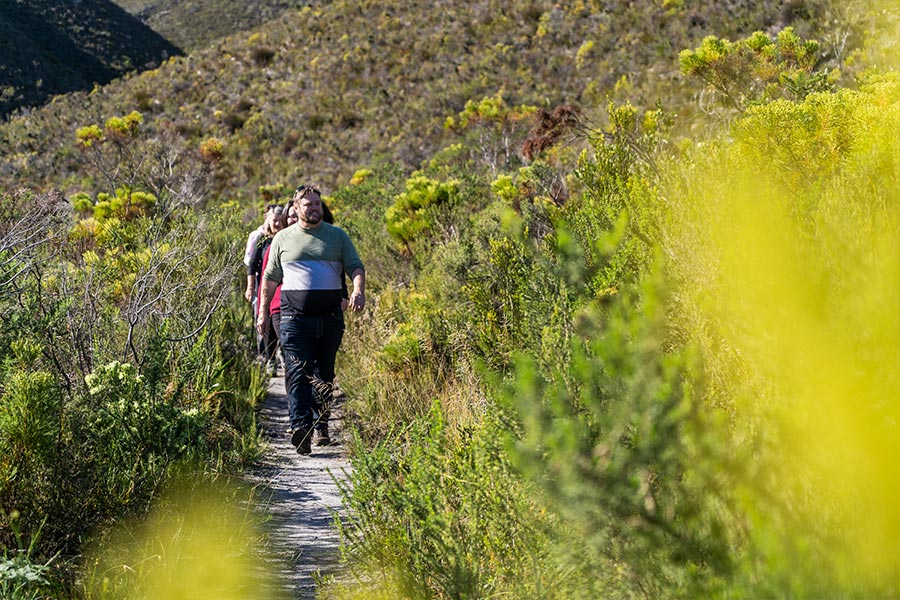 Glamtrails: The Glamour Of The Winelands Meets The Rugged Thrill And Beauty Of The Cape photo