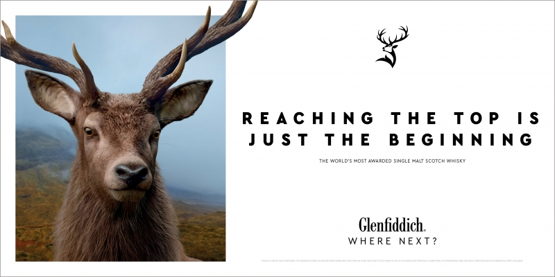 "Glenfiddich's New Global Campaign Asks, ""where Next?"" photo"