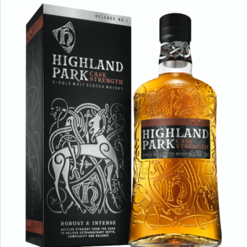 Highland Park Launches Cask Strength Release No.1 photo