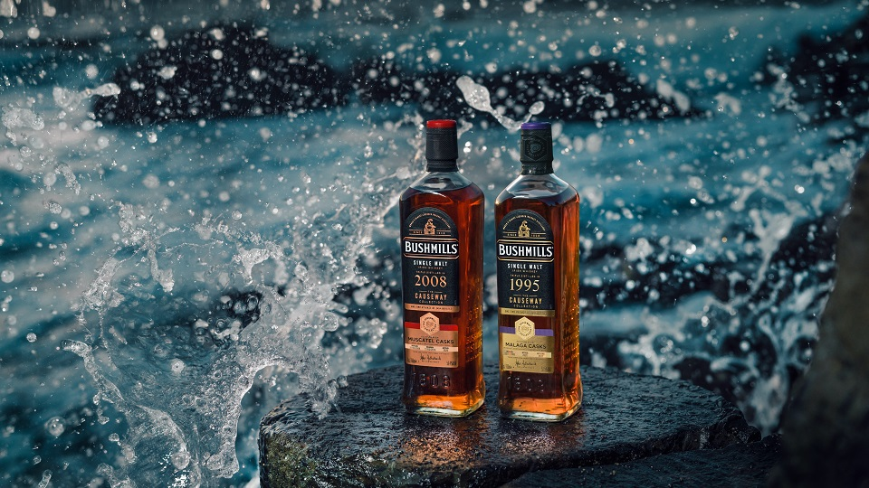Bushmills Irish Whiskey Unveils The Causeway Collection photo