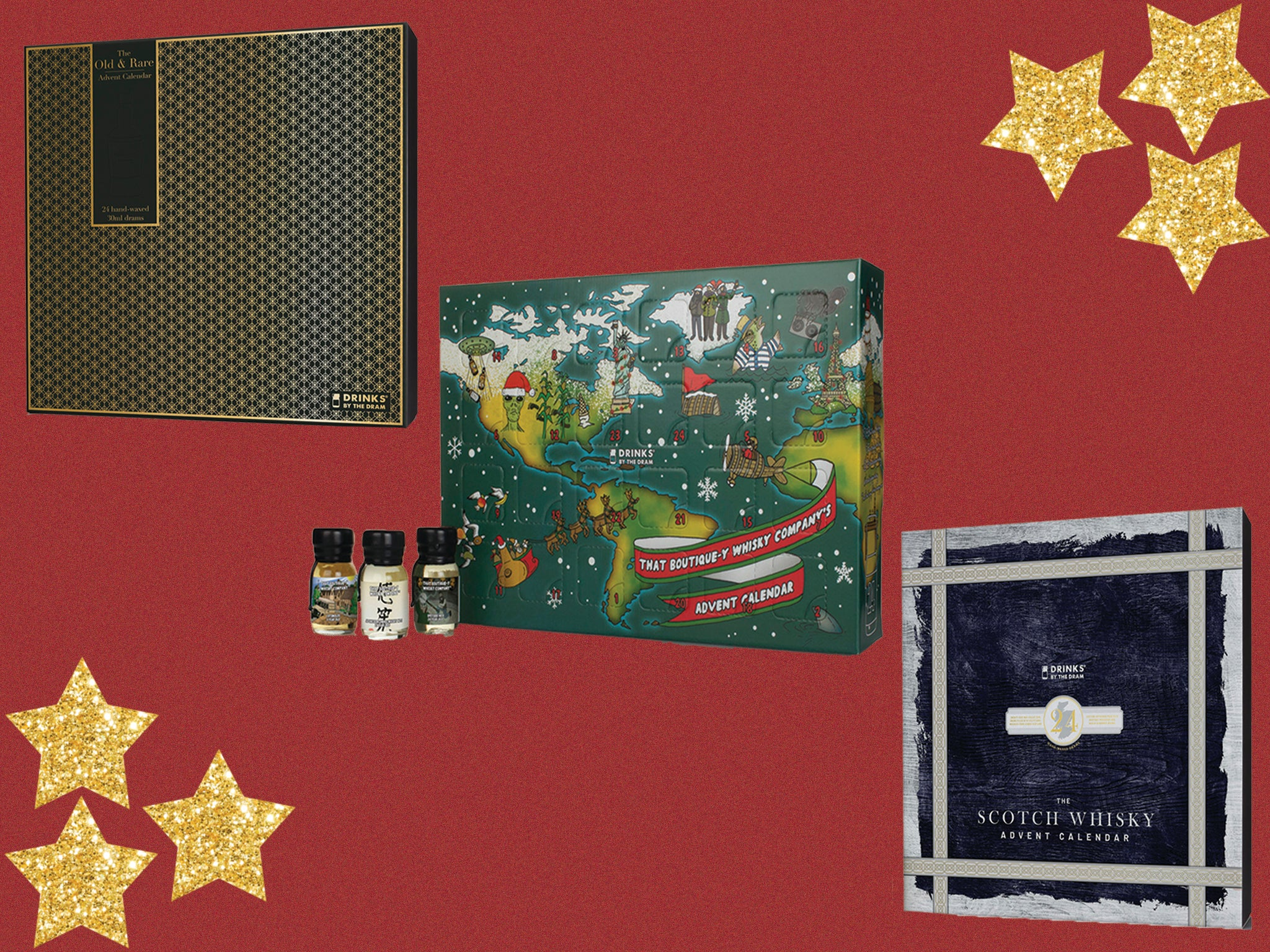 Best Whisky Advent Calendars That Will Warm The Cockles This Christmas photo