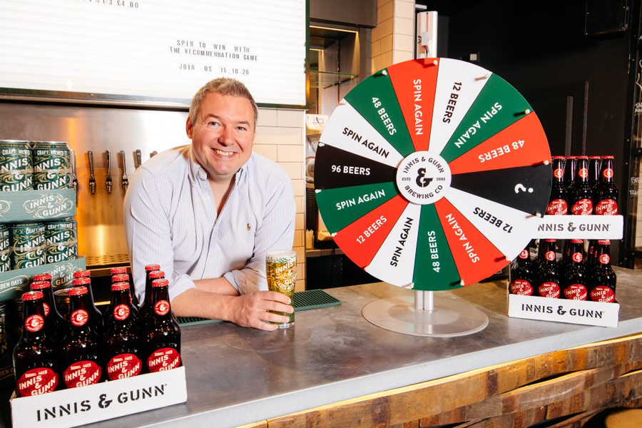 Scots Brewers Innis & Gunn To Give Away Over 5,000 Beers In Retro Gameshow photo