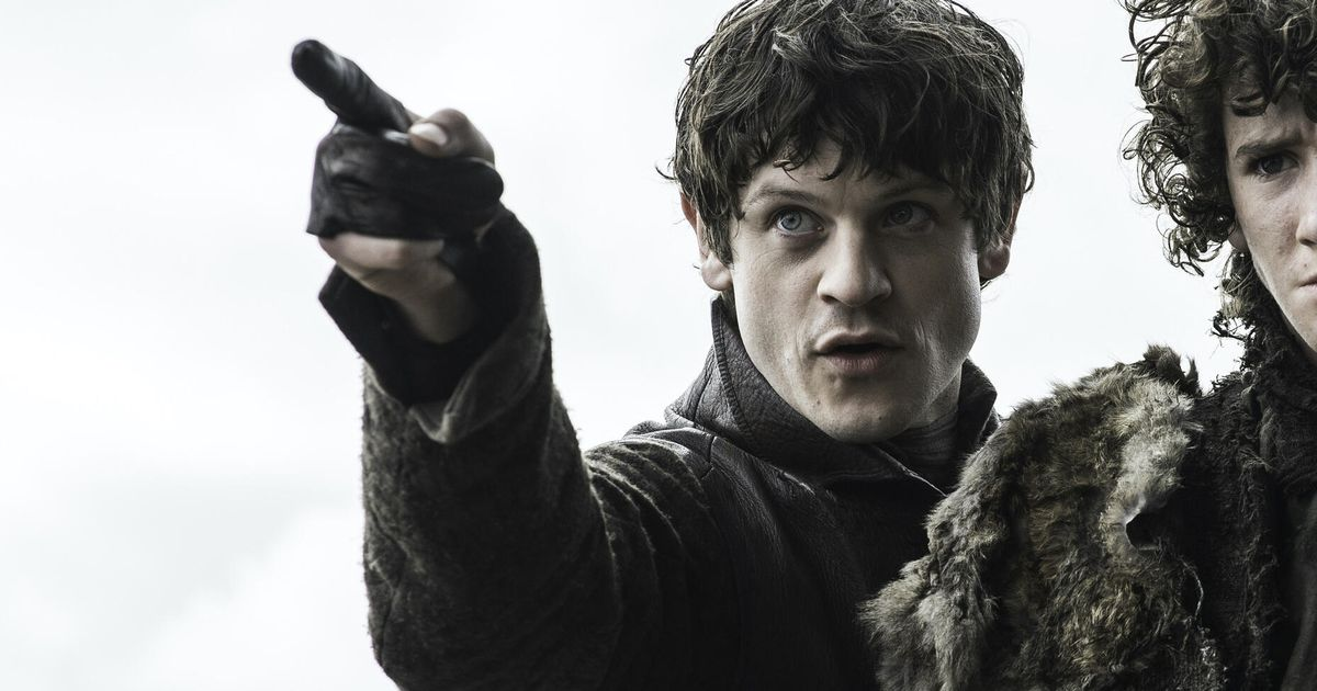 Drink Some Rum And Torture Game Of Thrones Star Iwan Rheon In Real Time (or Save Him) photo