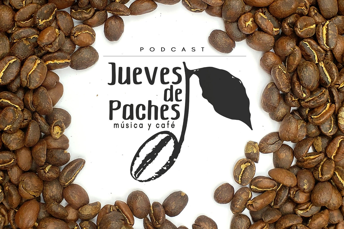 Jueves De Paches: The First Spanish Language Podcast About Coffee & Music photo