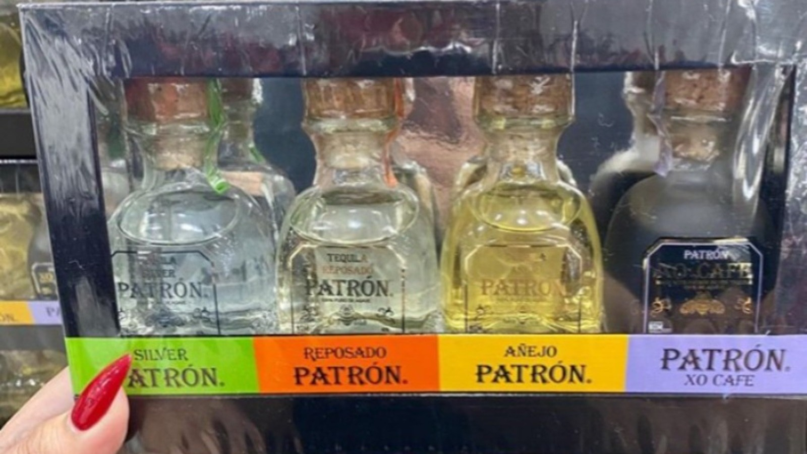 Costco's Mini Patrón Variety Pack Has The Internet Buzzing photo