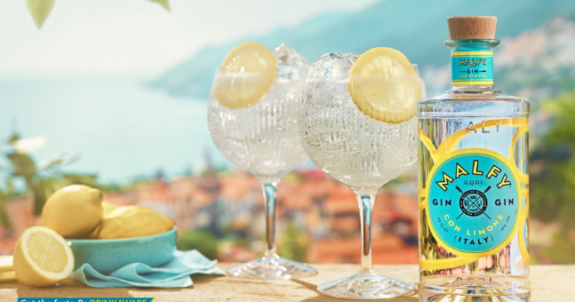 Experience Italy's Zest For Life With The New Premium Malfy Gin photo