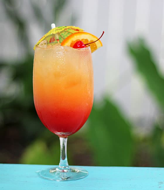 malibu summer rose 1 Cocktail Ideas For Your Divorce Party
