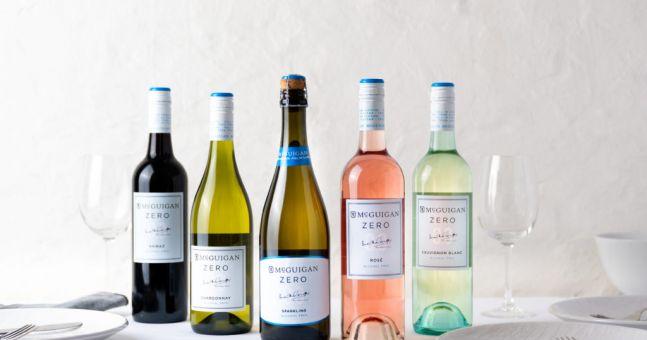 Mcguigan Wines Launches Innovative Alcohol-free Wine Range In Ireland photo