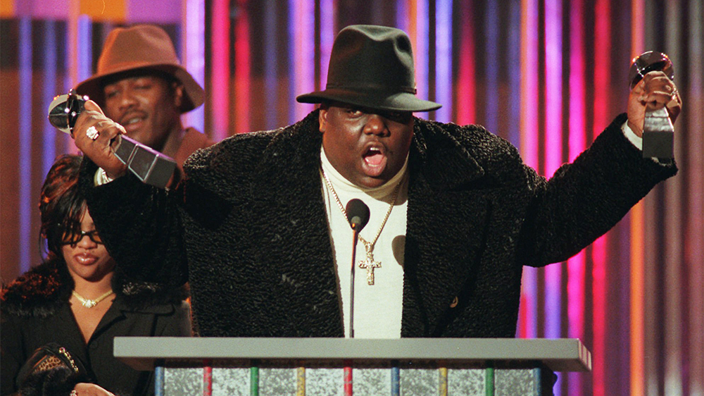 The Notorious B.i.g. Has A 'new' Track: An Unreleased Freestyle Turned Pepsi Commercial photo