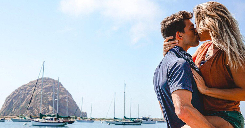 Bachelor In Paradise's Krystal Nielson Kisses New Man After Chris Randone Split: 'lean Into Love' photo