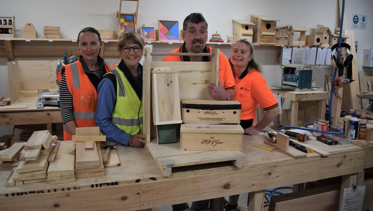 Barossa Wine Products Turned Into Wildlife Shelters For Kangaroo Island photo