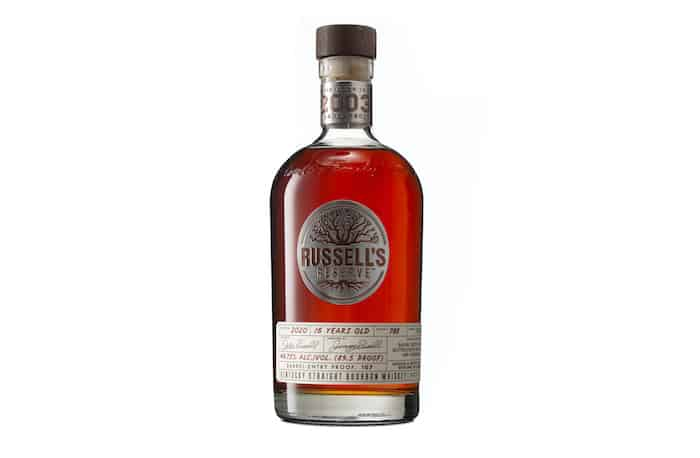 Russell's Reserve 2003 Bourbon Latest From Wild Turkey's Master Distiller photo