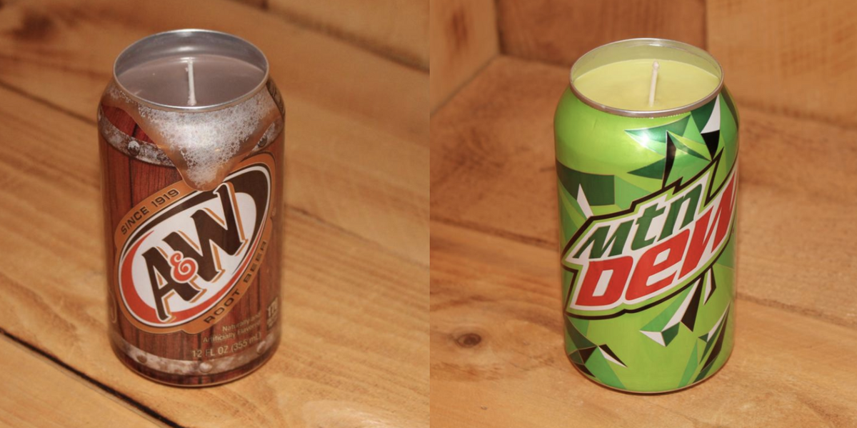 You Can Buy A Mountain Dew-scented Candle On Etsy, And Only True Fans Need Apply photo